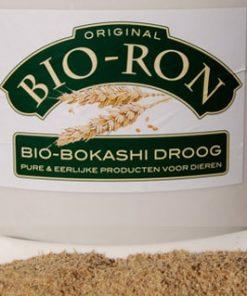 bokashi droog, probiotica, prebiotica, voor een gezonde spijsvertering
