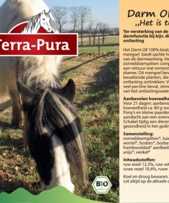 Kruiden voor paarden: Darm OK no.1