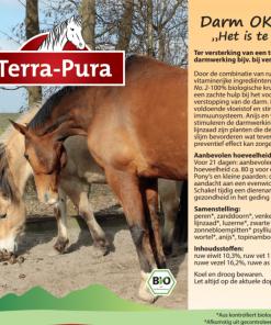 Kruiden voor paarden: Darm OK no.2