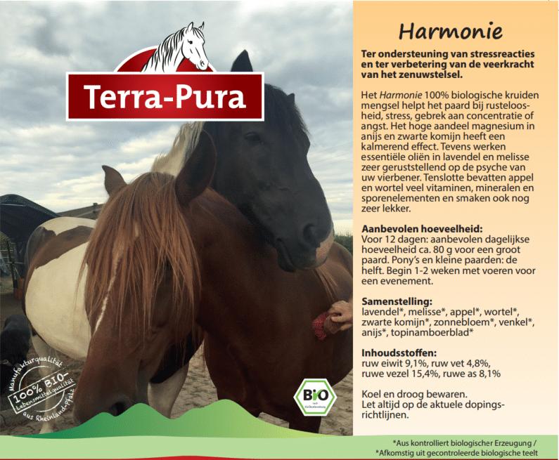 Kruiden voor paarden: Harmonie