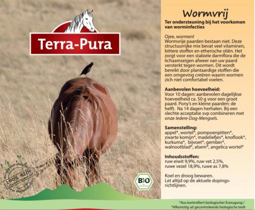 Kruiden voor paarden: Wormvrij
