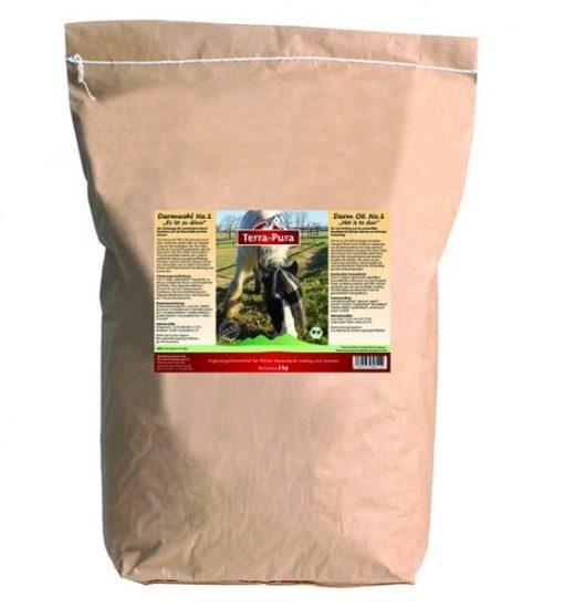 Kruiden voor paarden bij spijsverteringproblemen