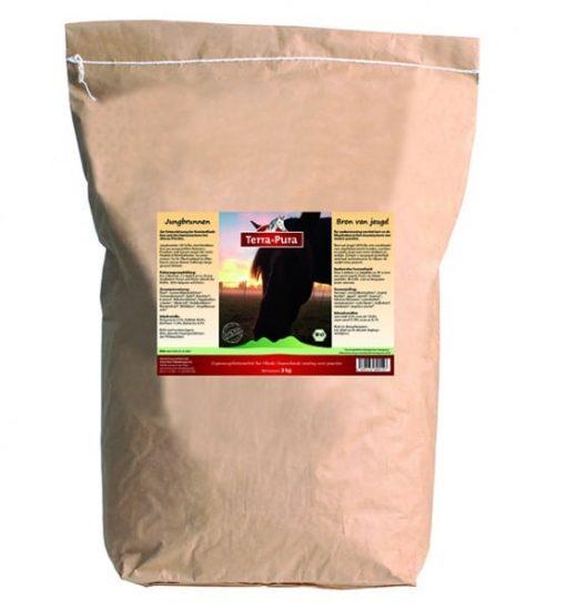 Kruidenmix biologisch voor oude paarden van Terra Pura