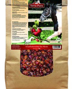 Terra Pura rozenbottels voor paarden