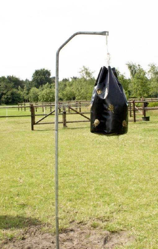 Hay Play Bag, de slowfeeder met speelplezier
