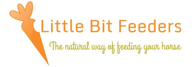 Little Bit Feeders, slowfeeder, hooitas, hooizak, hooikussen, hooinet, hooi