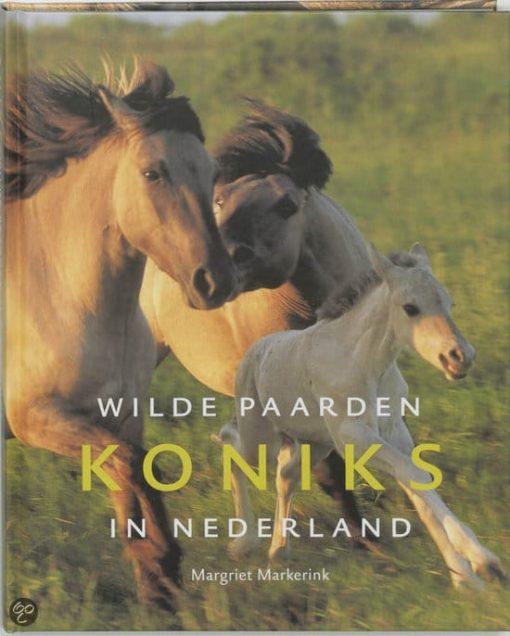 Koniks, wilde paarden in Nederland, oervoer, natuurlijke voeding, paardenvoeding, paardenvoer