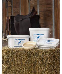 hoofcool, kruidenmix, okapi, pure horse, gezonde voeding
