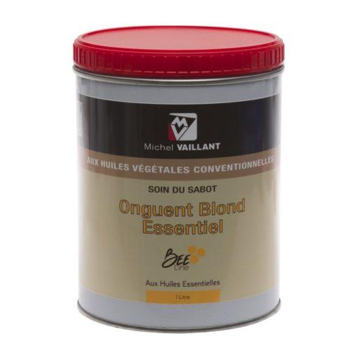 Essential blond hoeven vet, hoefverzorging, bijenproducten, hoeven, pure horse. biologisch stoffen