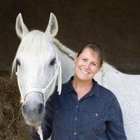 Christina Fritz, workshop paardenvoeding, okapi, sanoanimal