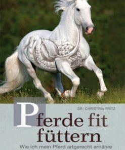 pferde fit futtern, christina fritz, boek