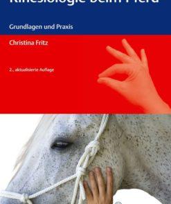kinesiologie beim pferd, christina fritz, boek