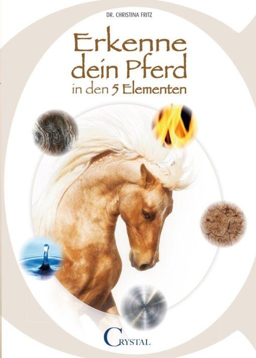 5 elementen paard, gezondheid, christina fritz, boek