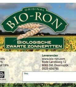 zonnebloempitten bio-ron paardenvoeding biologisch