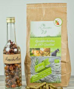 biologisch rozenbottel weidesnoep, pure horse, duurzaam, gezonde voeding